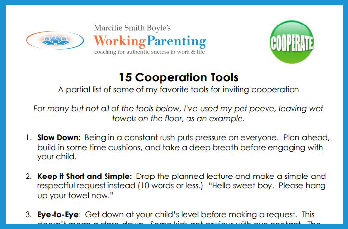 Blog - Workingparenting
