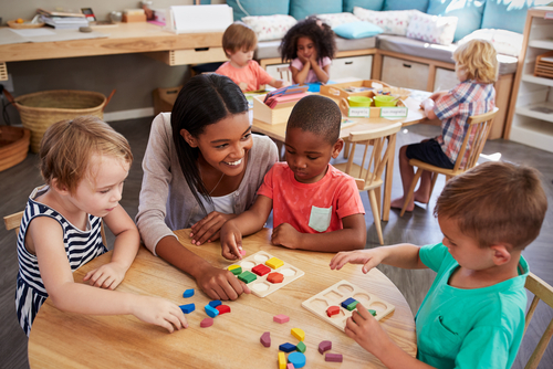 Positive Discipline for Early Childhood Educators